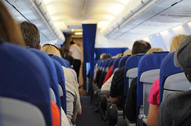 Comment se faire surclasser en avion ?